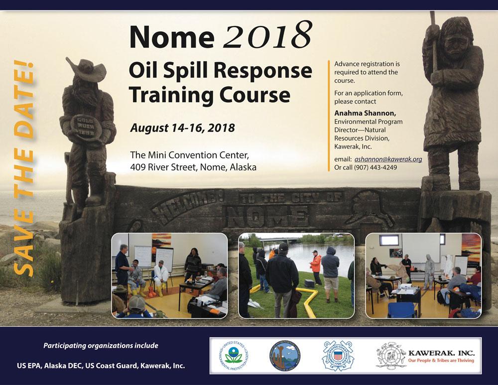 Travel Scholarships Filled Oil Spill Responsehazwoper Training